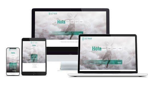 Diseño web y Seo para clínicas de fisioterapia en Ourense